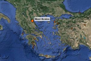 Myths on Maps